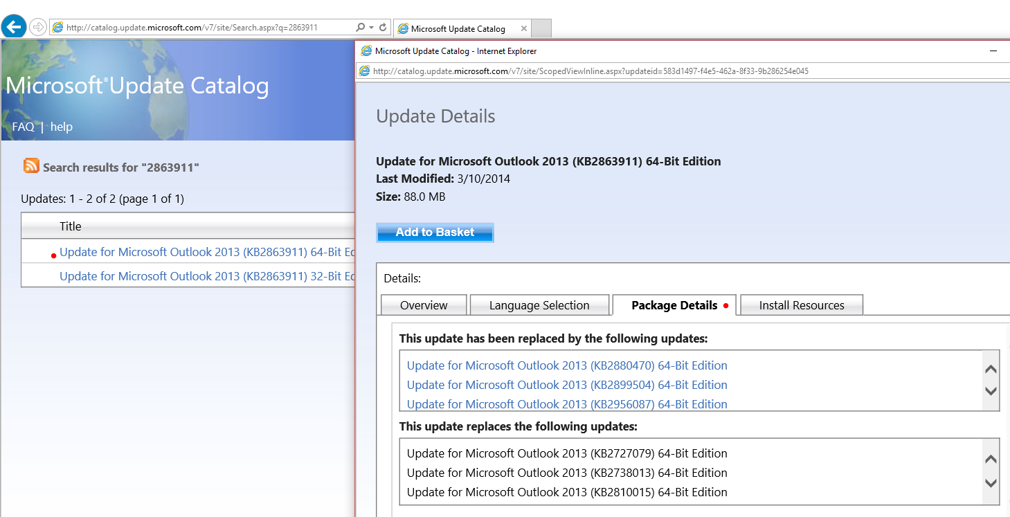 outlook 2013 32 or 64 bit