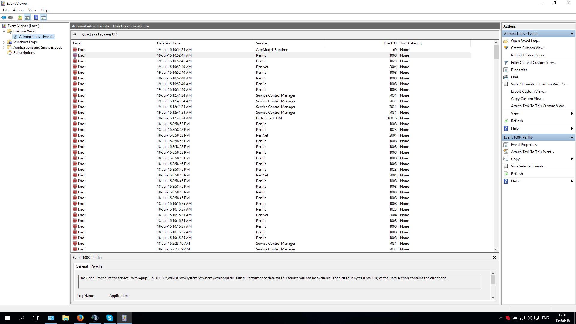 citrix desktop