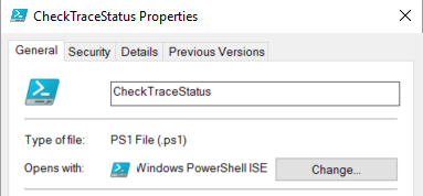 execute exe from powershell silent