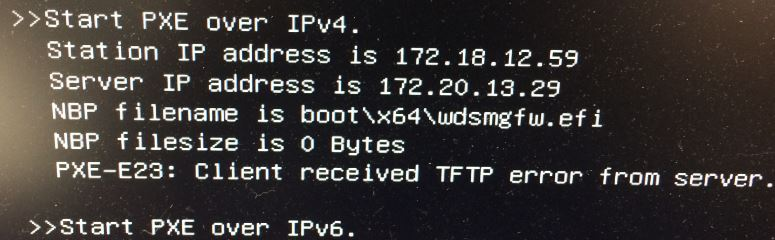 NBP file size is 0 Bytes