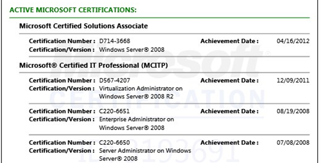 how to get microsoft certification