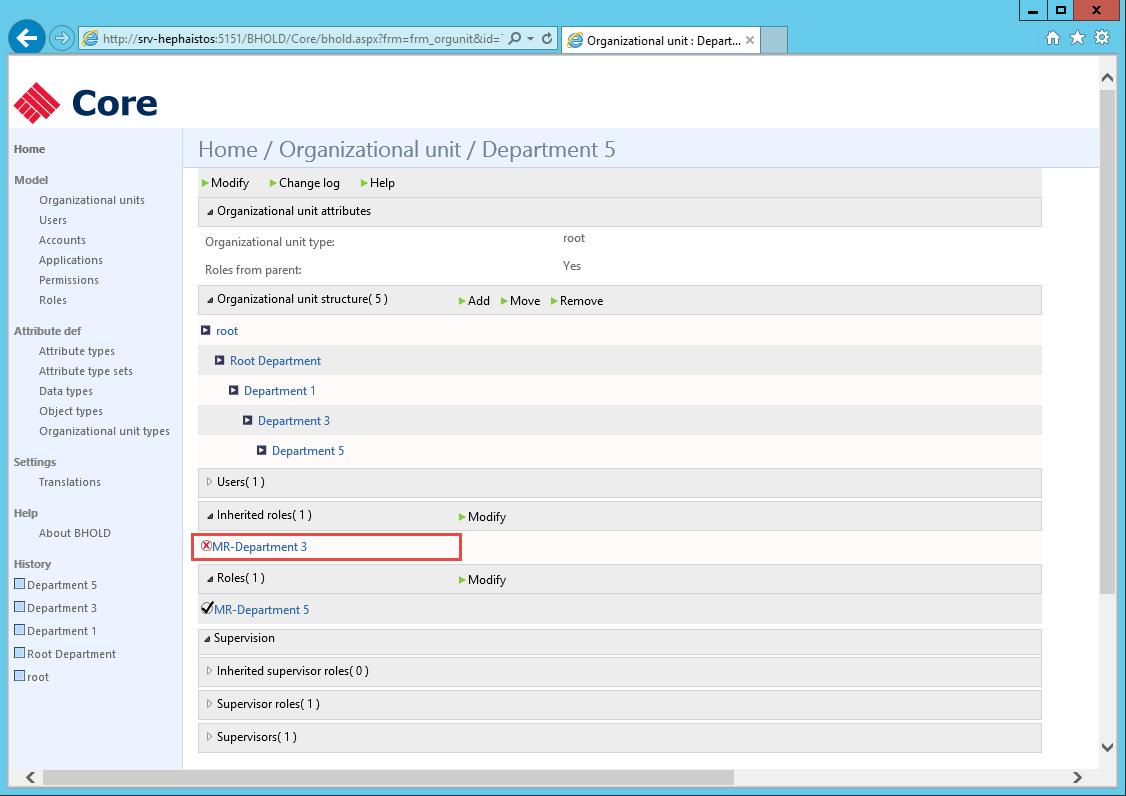 Forum Microsoft Identity Manager