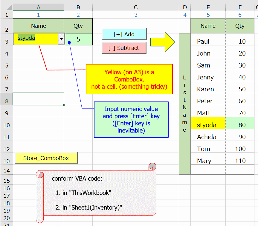 how to create a vlookup in a form in access