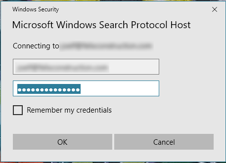what does microsoft windows search protocol host do