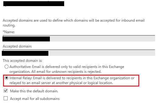 Mail Enabled Public Folder Wont Accept External But Not Always
