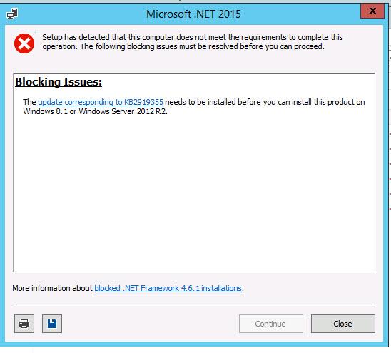 download net framework 4.6 for windows xp