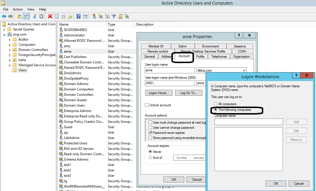 The Group Policy Client service failed to logon : Access is Denied