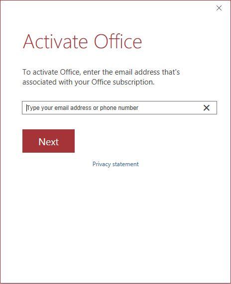 microsoft office 365 version 1611 product key