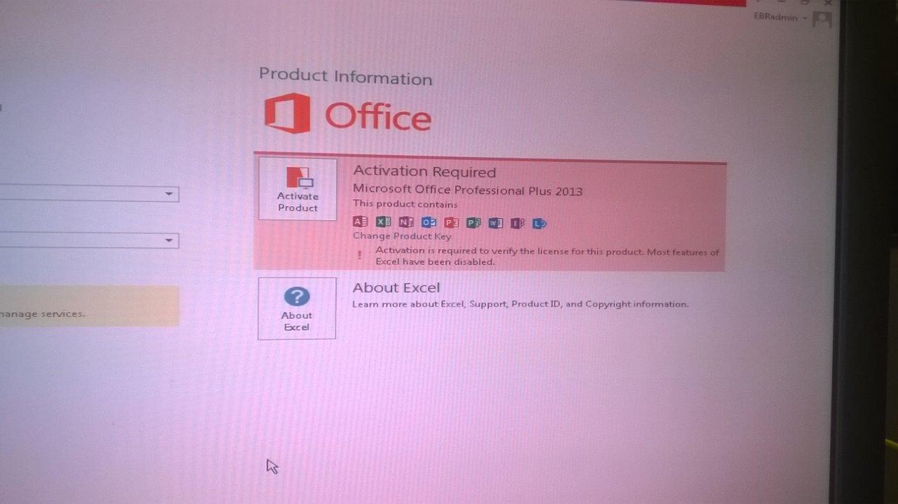 activate office 2013 professional plus