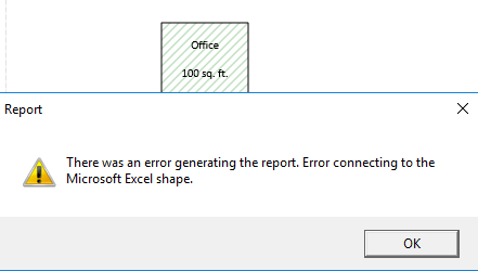but during my tests these report shapes worked properly on visio 2016 16069251049 32 bit and visio 2013 15048931000 32 bit - My Visio
