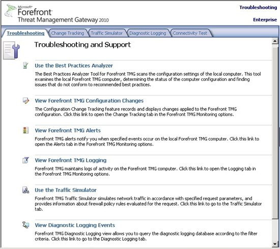 forefront threat management gateway tmg 2010 troubleshooting rh social technet microsoft com sap netweaver gateway troubleshooting guide sap gateway troubleshooting guide