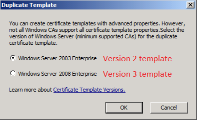 Incompatible with windows server 2008 enterprise version 3 or v3 the following is a list of operating systems applications and devices that do not support windows server 2008 certificate v3 templates yelopaper Gallery