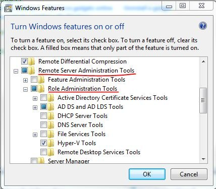 administrative tools windows 7 active directory  for windows