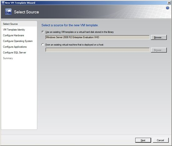 VMM 2012: How to Improve the Virtual Machine Creation Using a VM ...