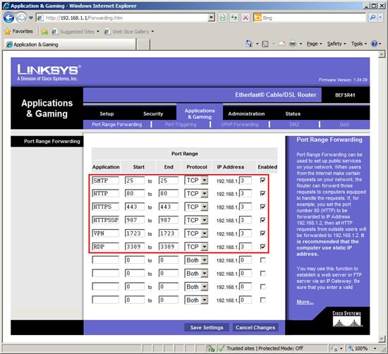 Windows Server 2012 Essentials: Router Setup - TechNet Articles