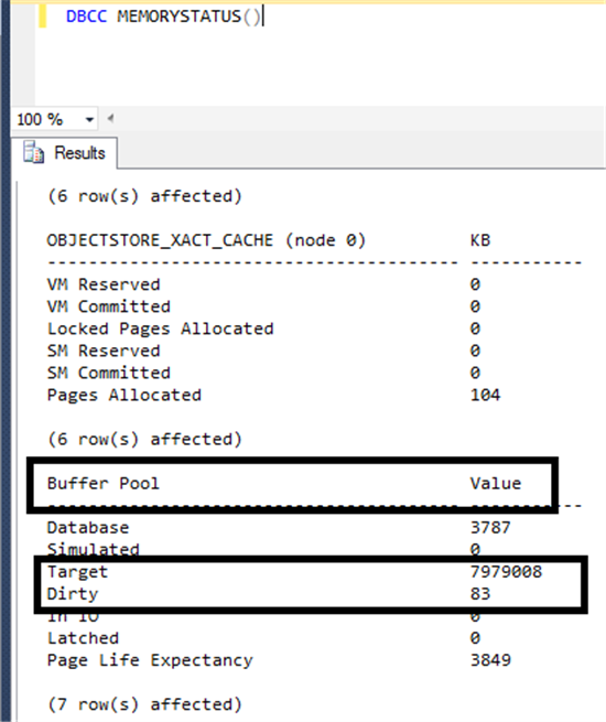 SQL Server 2012 Troubleshooting: Wrong Buffer Pool value in
