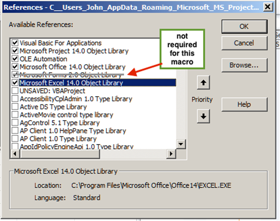 MS Project: Truncated Project Notes when Viewing/Exporting - TechNet
