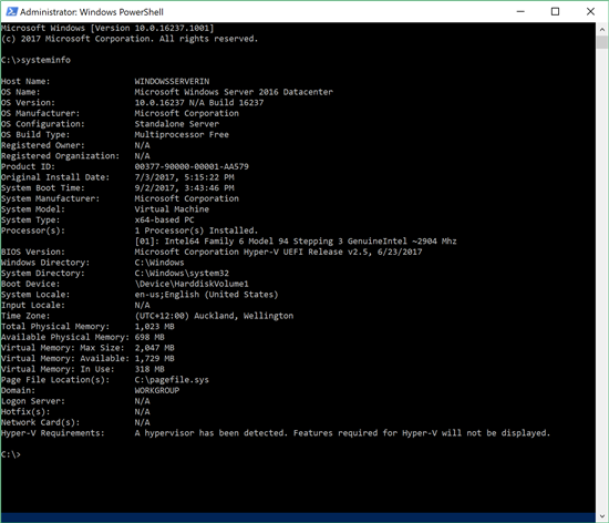 Windows Server Insider: Getting Started in Container with ...