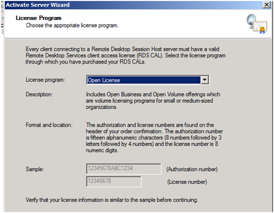 microsoft licensing agreement number