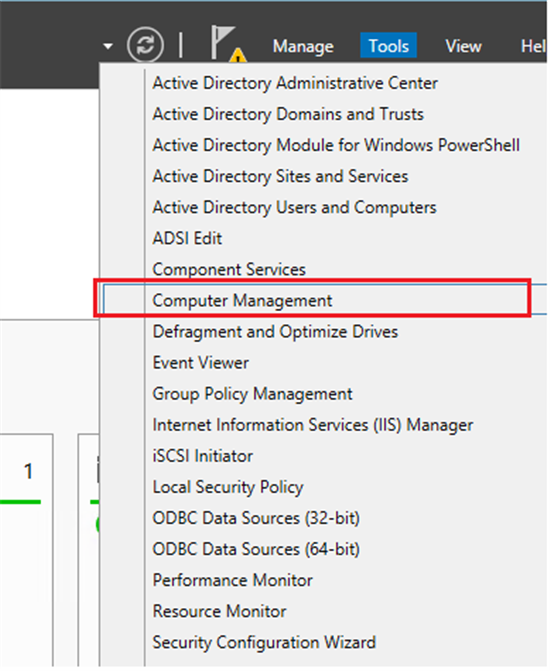 Windows Administrators Group 15