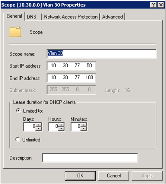 DHCP on Windows Servers – Why are the expired IP addresses not