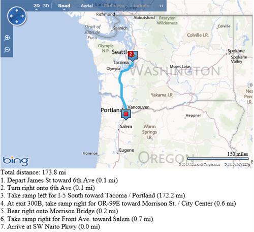 Bing Maps V6 3 To V8 Migration Guide