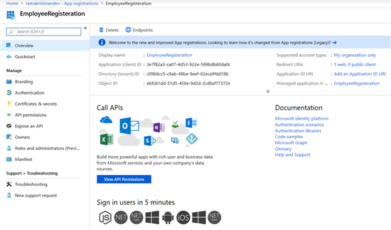 SharePoint: Create Electron application interaction using