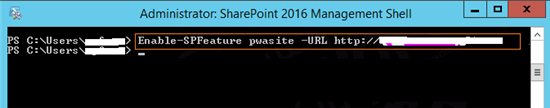 How to configure Project Server 2016 under SharePoint 2016 step by step