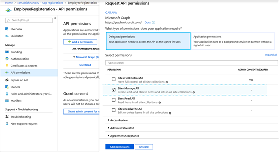 Create Electron application to interact with SharePoint