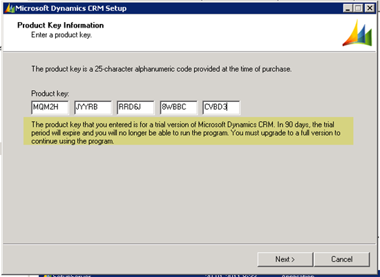 How to Install Microsoft Dynamics CRM 2011 - TechNet