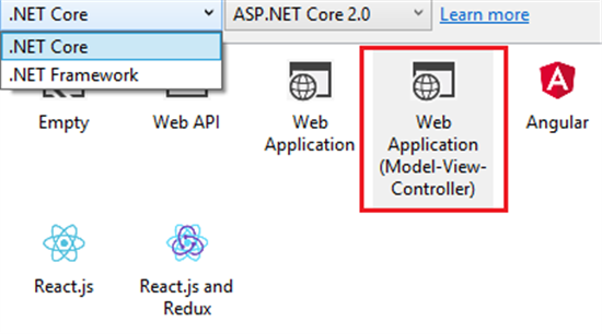 ASP Net Core: Single Page Application with AngularJs - TechNet