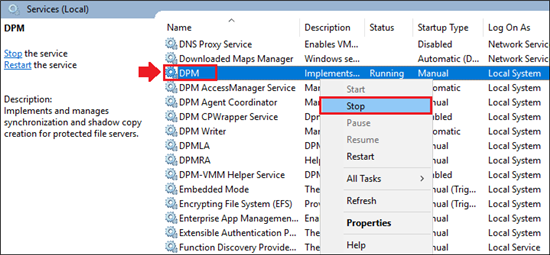 Upgrading to DPM 2019 Step-By-Step - TechNet Articles
