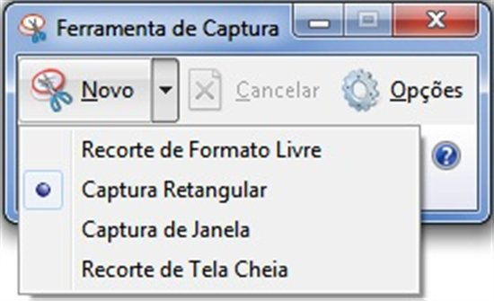 ferramenta de captura windows 7 home basic