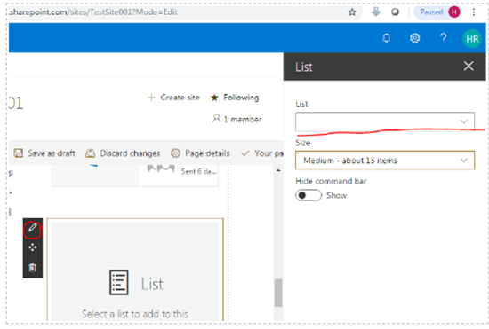 SharePoint Online: How to configure Promoted links web part