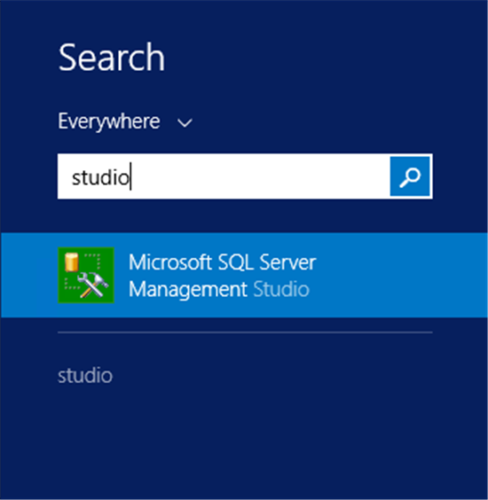 Sql server 2016 management studio installation technet - How to find a table in sql server management studio ...