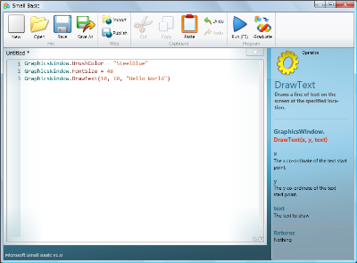 Microsoft – Kids Can Code!!!