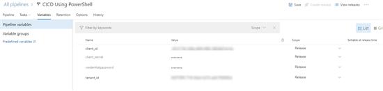 PowerBI - CICD using Azure DevOps - Microsoft Power BI Community