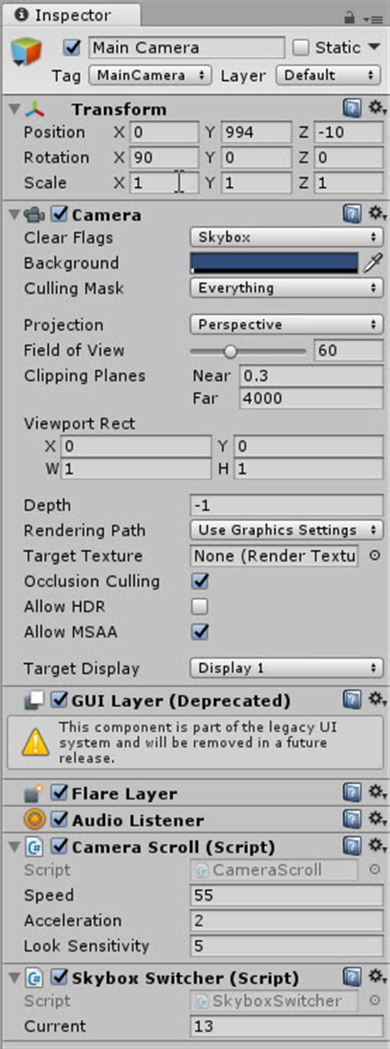 Unity3d - Using LUIS for voice activated commands - TechNet Articles