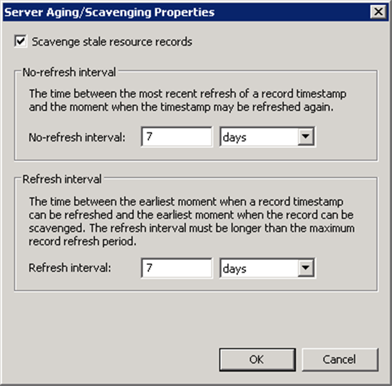 How DNS Aging and Scavenging Works - TechNet Articles