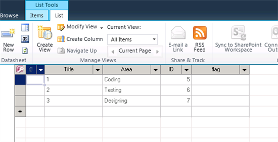 Automatically create Word documents which include list fields