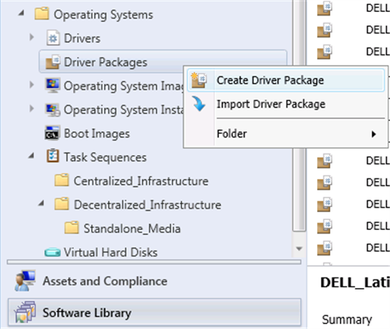 How to upload new Drivers in SCCM 2012 R2 - TechNet Articles