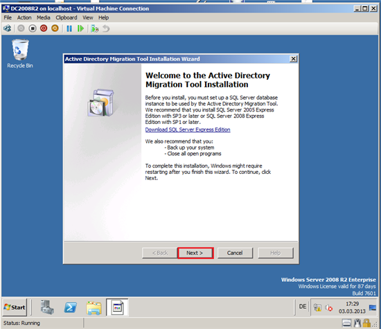 Download microsoft active directory migration tool 3. 2.