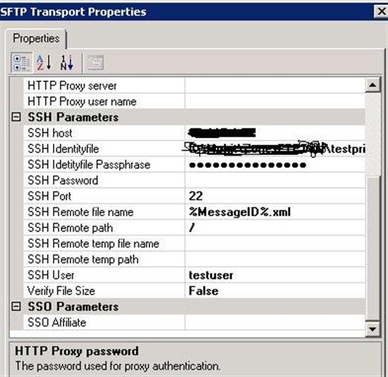 ssh passphrase