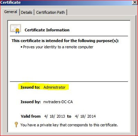 How to Get Client Certificate Authentication Working on a UAG 2010 ...