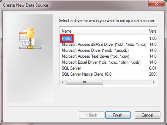 Hortonworks Odbc Driver For Windows 7 64 Bit Free Download