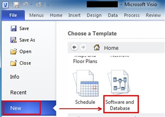 Reverse Engineering a SQL Server Database using Visio - TechNet ...