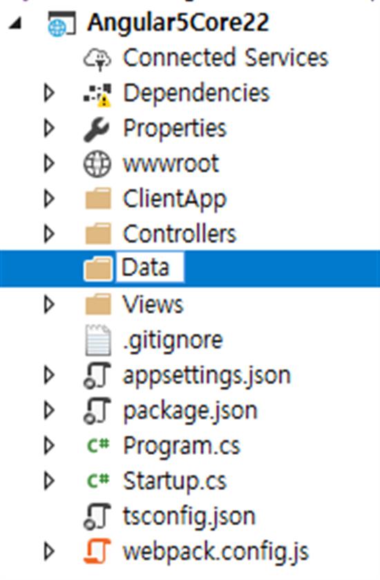 Angular 5, ASP NET Core CRUD For Inventory Management Using