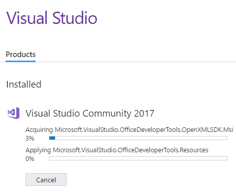 visual studio 2017 missing office sharepoint template technet