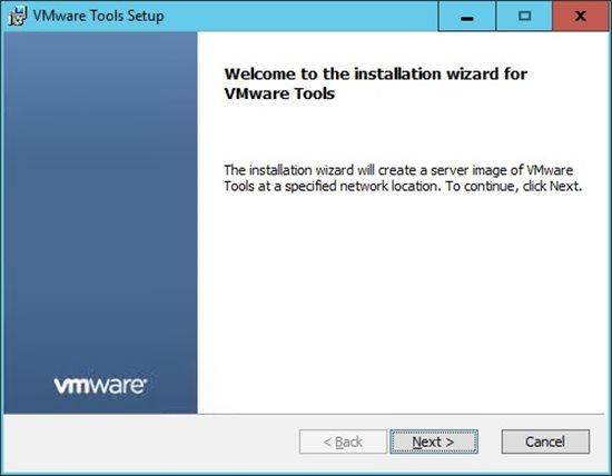 Windows Nano Server: Virtualization with VMware vSphere