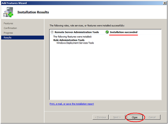 how to use microsoft rsat